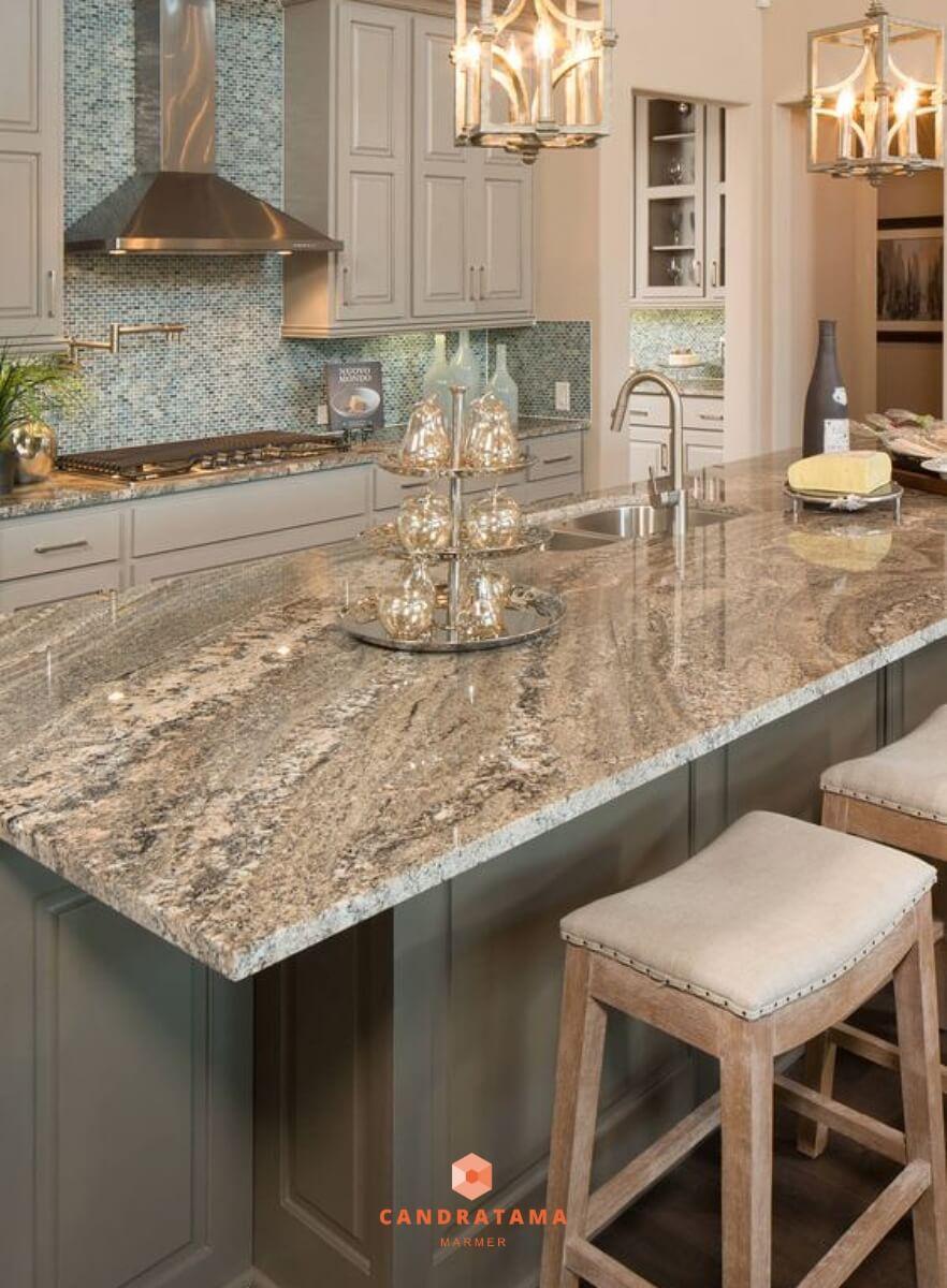 Jual Granit Dapur Minimalis Murah Harga Terbaru   Candratama Marmer